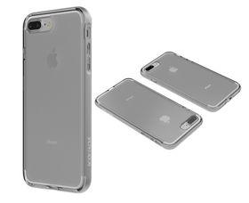 Body Glove Clownfish Aluminium case for iPhone 7 Plus - Clear / Silver